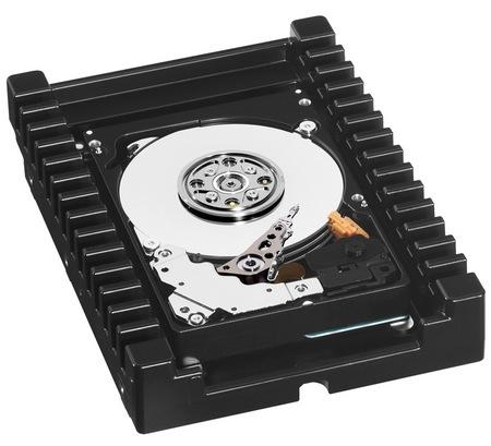 Western Digital VelociRaptor 10K RPM 1TB Hard Drive 1