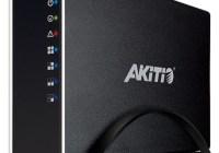 Akitio Cloud Hybrid NAS Enclosure with USB 3.0 1