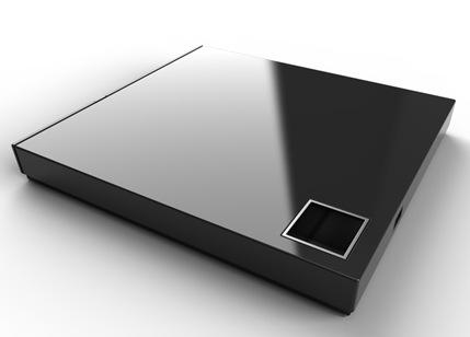 Asus SBW-06C2X-U Stylish 3D Blu-ray Burner 1