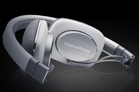 Bowers & Wilkins P3 Mobile HiFi Headphones foldable
