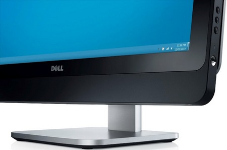 Dell Inspiron One 23 All-in-one PC bottom