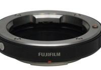 FujiFilm M-Mount Adapter for X-Pro1