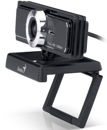 Genius WideCam F100 120-degree Wide angle Full HD Webcam 1