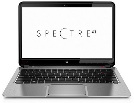 HP ENVY Spectre XT Ultrabook with All-metal Design front