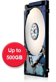 Hitachi CinemaStar Z7K500 Z5K500 2.5-inch Hard Drives