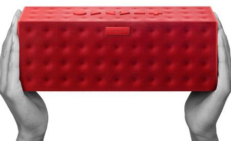 Jawbone BIG JAMBOX Wireless Portable Speaker red