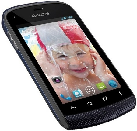 Kyocera Hydro Waterproof Android Smartphone 1