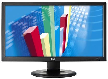 LG FLATRON N2311AZ IPS LCD Cloud Monitor front