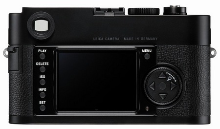 Leica M MONOCHROM Black-and-White Camera back