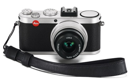 Leica X2 Compact Camera with APS-C Professional Sensor with hand-strap