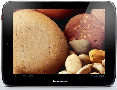 Lenovo IdeaTab S2109 9.7-inch Tablet with Android 4.0 front
