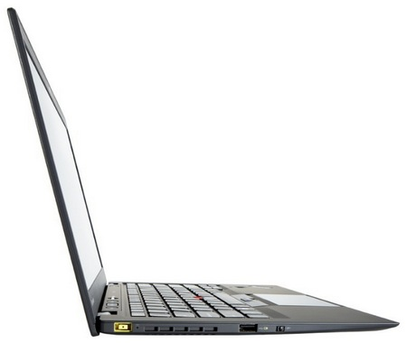 Lenovo ThinkPad X1 Carbon Professional Ultrabook side