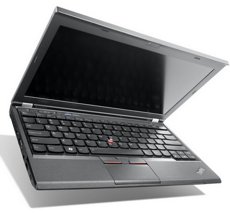 Lenovo ThinkPad X230 and X230t Ultraportables get Ivy Bridge 1