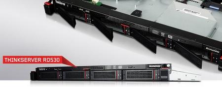 Lenovo ThinkServer RD530 1U rack server