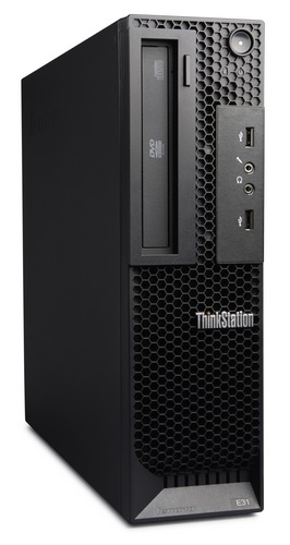Lenovo ThinkStation E31 Entry-level Workstations Small Form Factor