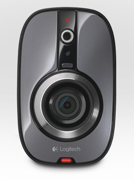 Logitech Alert 750n Indoor Video Security System with Night Vision front