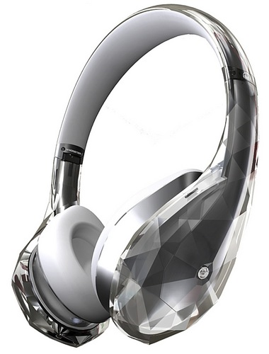 Monster Diamond Tears Edge Headphones 1