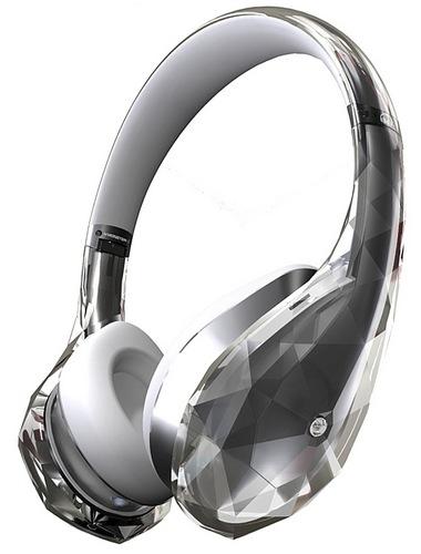 Monster Diamond Tears Edge Headphones 1