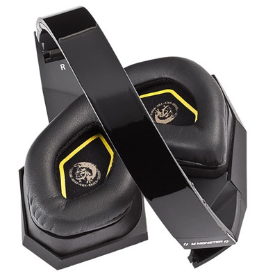 Monster Diesel VEKTR Headphones fold