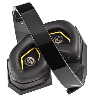 Monster Diesel VEKTR Headphones fold