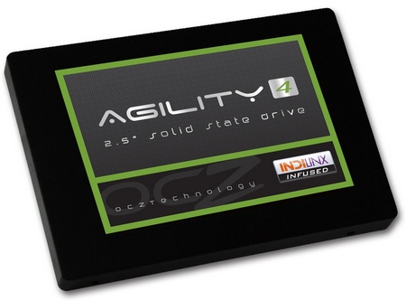 OCZ Agility 4 SSD powered by Indilinx Everest 2 Controller 1