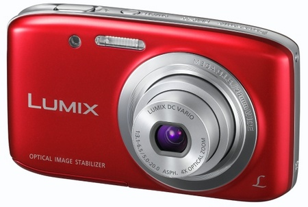 Panasonic LUMIX DMC-S5 Affordable Compact Camera