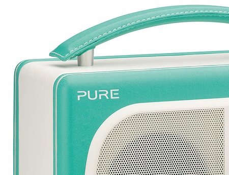 Pure Evoke Mio Digital FM Radio Seagrass