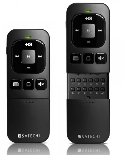 Satechi Bluetooth Multimedia Remote for iOS Device