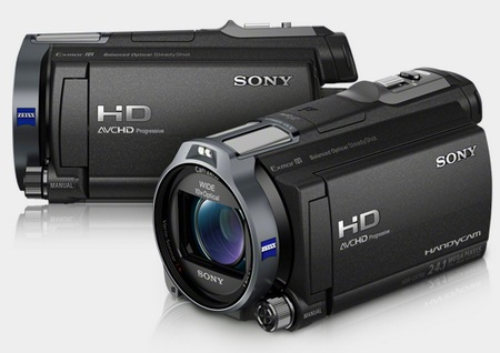 Sony Handycam HDR-CX760V Full HD Camcorder with 96GB Flash Memory 1