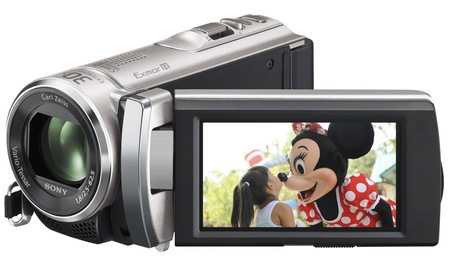 Sony Handycam HDR-PJ200 Entry-level Projector Camcorder 2
