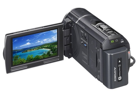 Sony Handycam HDR-PJ580V Full HD Projector Camcorder