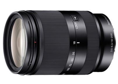 Sony SEL18200LE E18-200mm F3.5-6.3 OSS LE