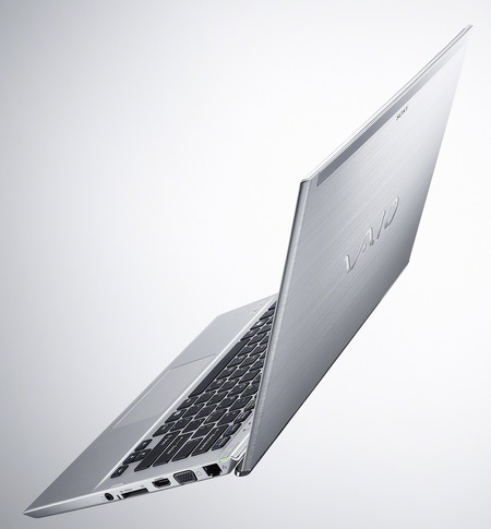 Sony VAIO T11 and T13 Ultrabooks 2