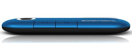 SuperTooth Crystal In-car Bluetooth Speakerphone slim