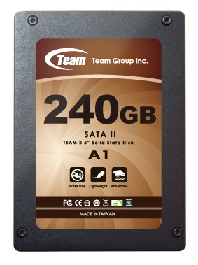 TEAM Value-A1 SSD