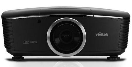 Vivitek D5180HD and D5185HD Full HD DLP Projectors