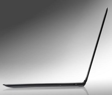 Acer Aspire S5 World's Thinnest Ultrabook side