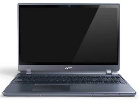 Acer Aspire Timeline Ultra M5 Ultrabooks front