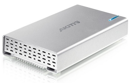 Akitio Neutrino U3+ USB 3.0 2.5-inch Hard Drive Enclosure