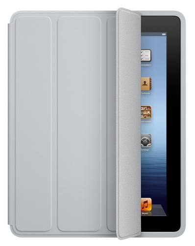 Apple Smart Case for iPad 2 ipad 3 light gray