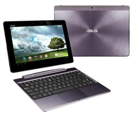 Asus Transformer Pad Infinity TF700 with Full HD IPS Touchscreen Amethyst Gray