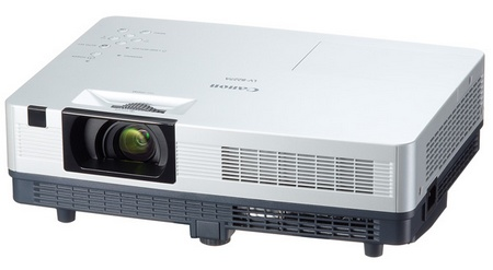 Canon LV-8227A, LV-7392A, LV-7297M, and LV-7292M Affordable Portable LCD Projectors