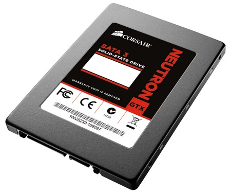 Corsair Neutron Series GTX SSD