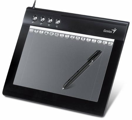 Genius EasyPen M610XA Pen Tablet 2