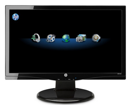 HP Passport 1912nm Internet Monitor front