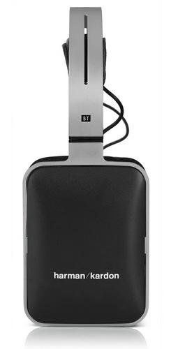 Harman Kardon BT Bluetooth on-ear headphones side