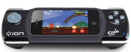 Ion Audio iCade Mobile Game Controller for iPhone and iPod touch 1