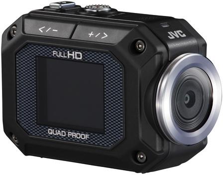 JVC ADIXXION GC-XA1 Quad-proof Rugged Action Camera