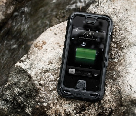 Mophie juice pack PRO Rugged iPhone Battery Case water-resistant