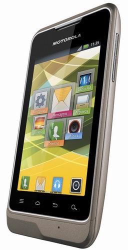 Motorola MOTOSMART Dual-SIM Android Smartphone 1